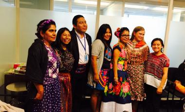 Indigenous Women Leaders