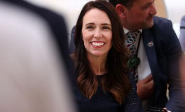 New Zealand Prime Minister Jacinda Ardern has been hailed one of the most effective leaders in limiting the spread of coronavirus  (Getty Images)
