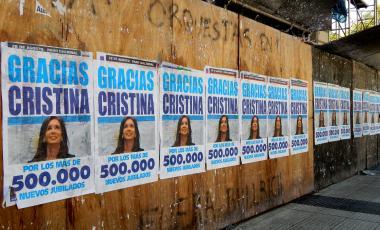 Cristina de Kirchner
