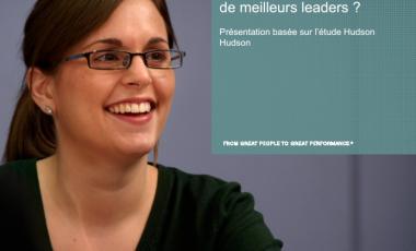 Les femmes seraient elles de meilleures leaders