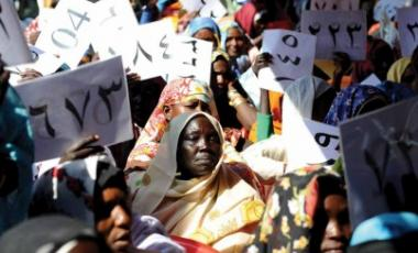 Participation des femmes aux négociations de paix