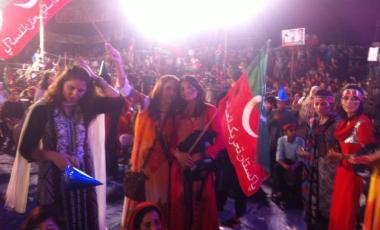 Women's political participation in Pakistan