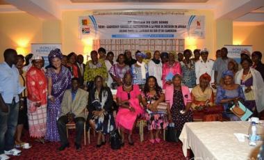 Le réseau «More Women In Politics», en partenariat avec le ministère de la Promotion de la Femme et de la Famille (Minproff)-© koaci.com