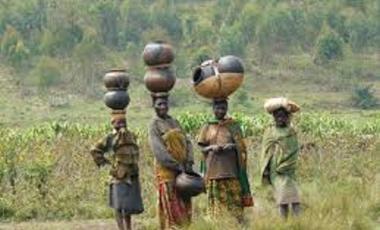 Women in Rwanda