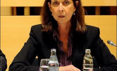 La ministre de l'Égalité des chances Lydia Mutsch