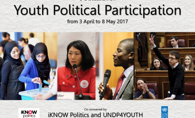 youth in politics