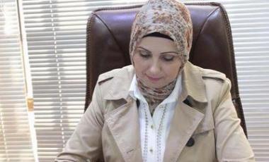 Rares sont les photos de Zekra al-Wash, une technocrate discrète nouvellement nommée au poste de maire de Bagdad. Photo Thikra alwash / Facebook