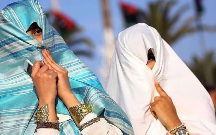 منظمات غير حكومية تسعى لتمكين المرأة الليبية