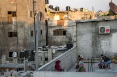 Première à Gaza : deux femmes entrent au bureau politique du Hamas - © Fatima Shbair - Getty Images