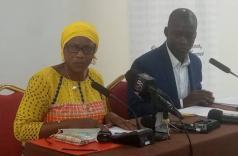 Fanta Doumbia ,la présidente du Comité de coordination pour la participation politique des femmes (2C2PF)
