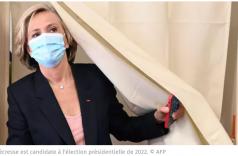 Valérie Pécresse est candidate à l'élection présidentielle de 2022. © AFP