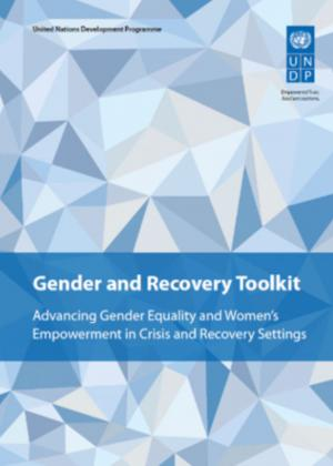Gender and recovery toolkit