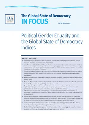 International Knowledge Network of Women in Politics | is an
