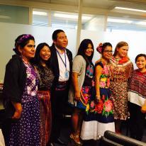 Indigenous Women Leaders