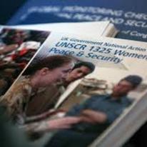 دور المرأة فى السلام و الأمن - قرار مجلس الأمن رقم 1325 :
