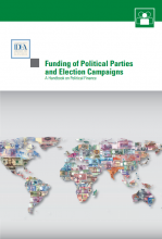 Political finance handbook