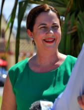 Annastacia Palaszczuk-Photo /Official Website