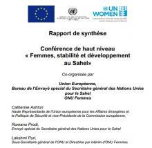 Femmes, Stabilité et Développement au Sahel