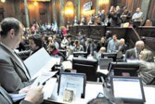 La Legislatura Argentina