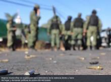 Mujeres hondureñas se organizarán para defenderse de la violencia dentro y fuera del hogar y demandar políticas de protección del Estado.