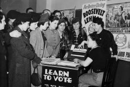 Women voter outreach